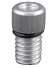 "5/16"" to 1/2"" Adapter for Insect Net Frame / Handle"