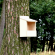 Flatpack Bird Box - Open Front