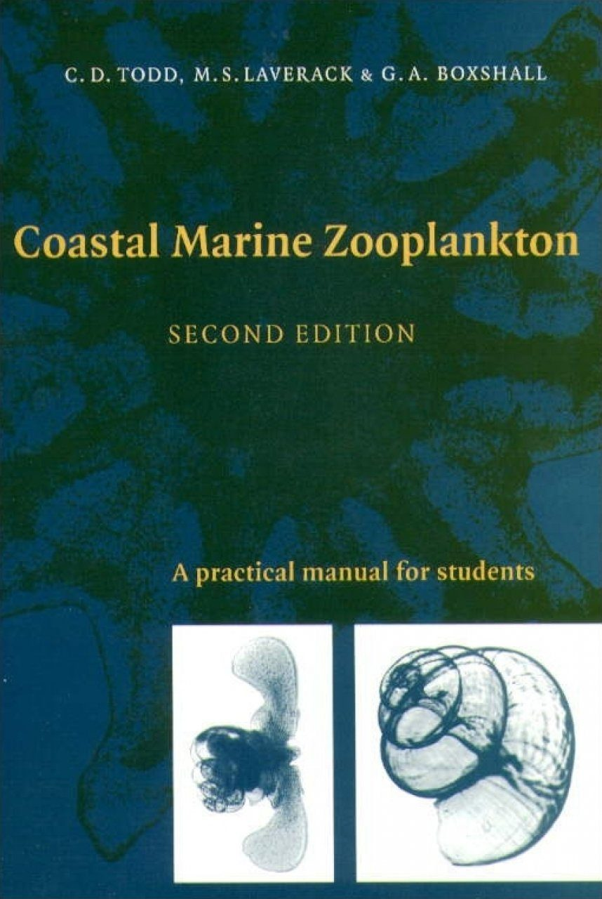 Coastal Marine Zooplankton A Practical Manual For