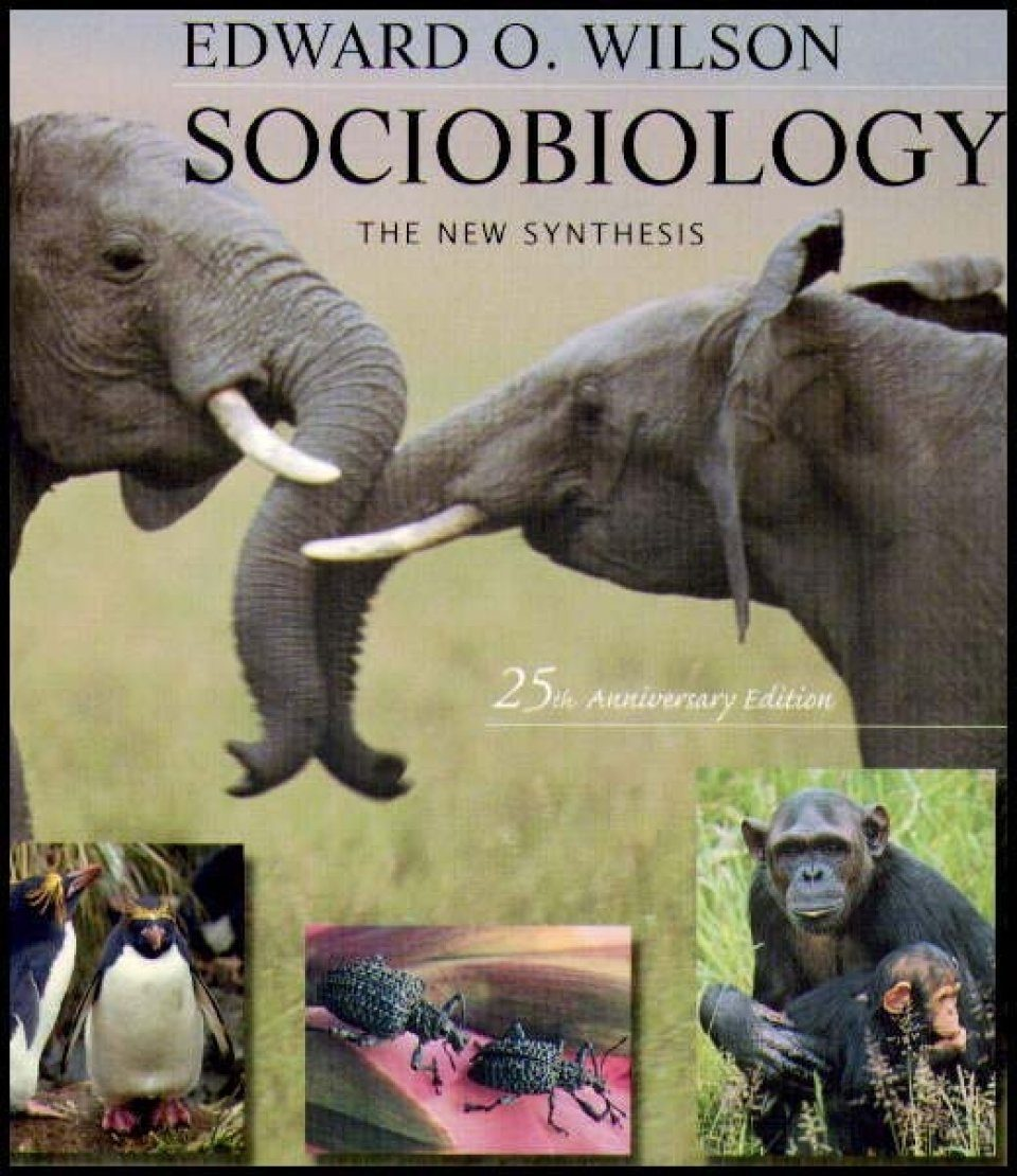 behavioral ecology and sociobiology pdf