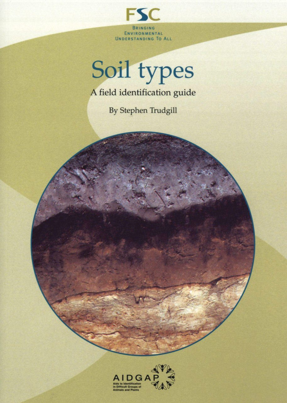 Soil types a field identification guide s trudgill for Soil and its types