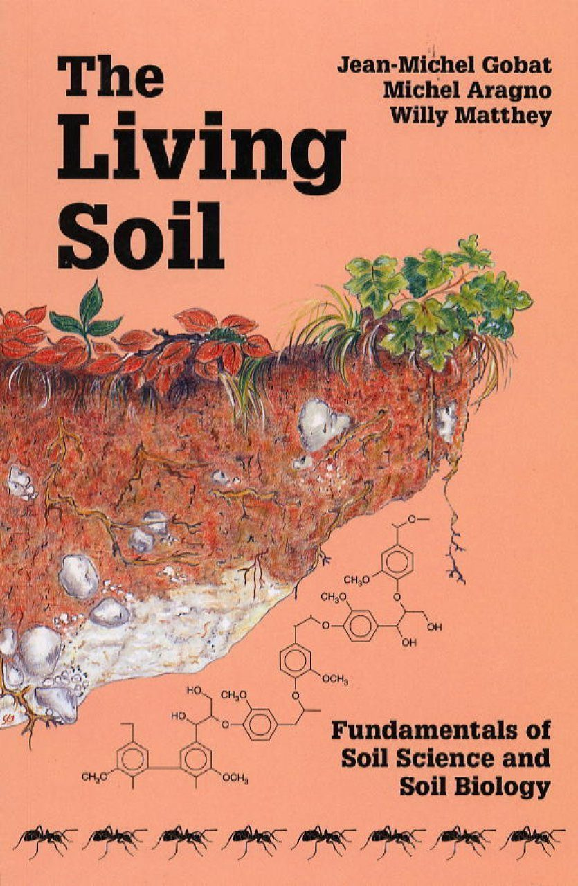 The living soil fundamentals of soil science and soil for Is soil living