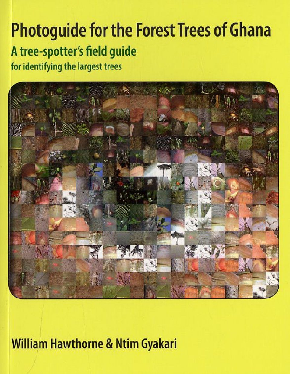 what is a tree field guide