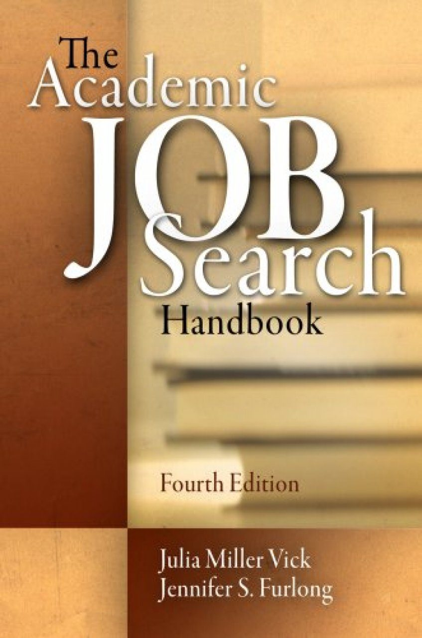 Amazon.com: The Academic Job Search Handbook ...