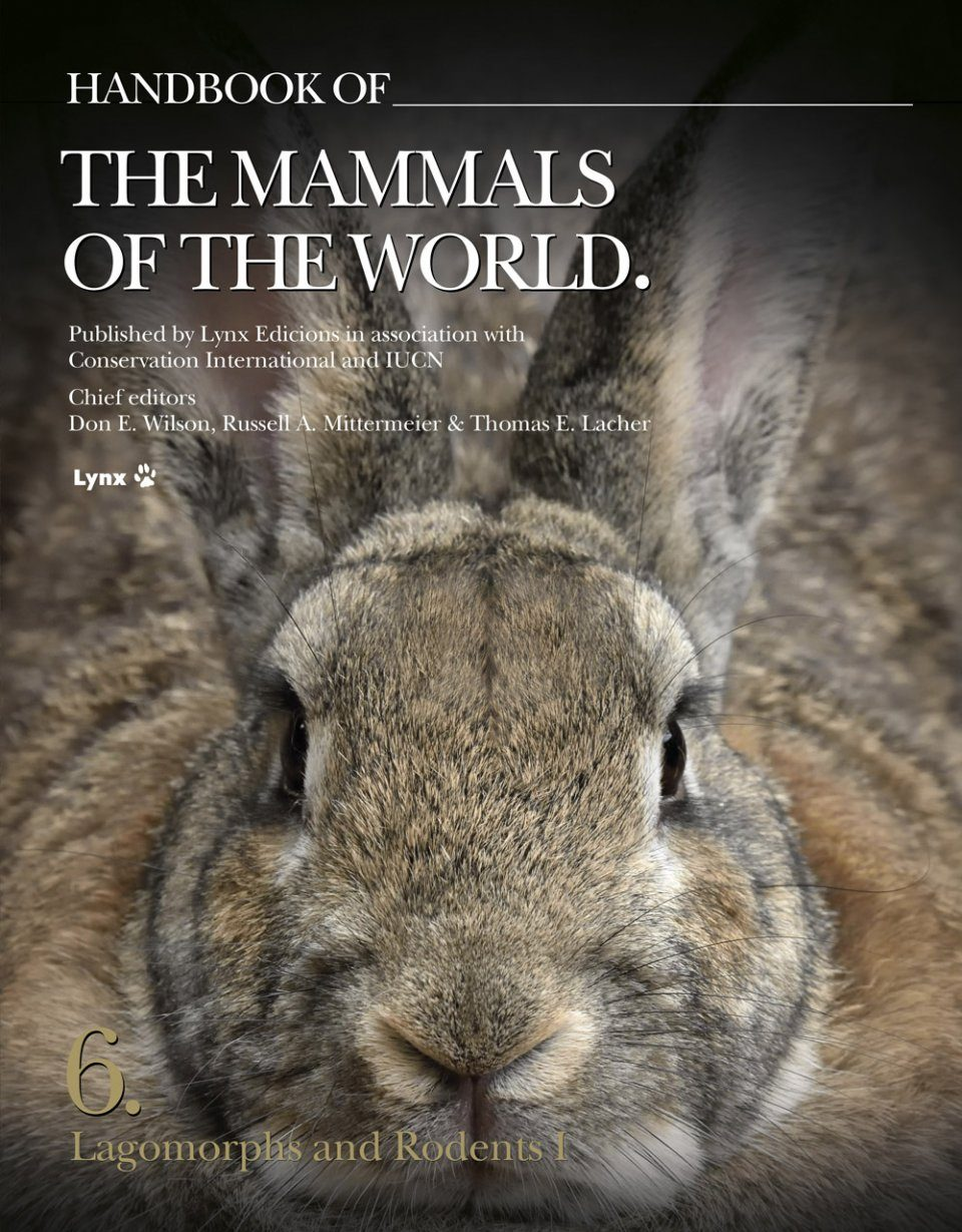 handbook of the mammals of the world volume 1
