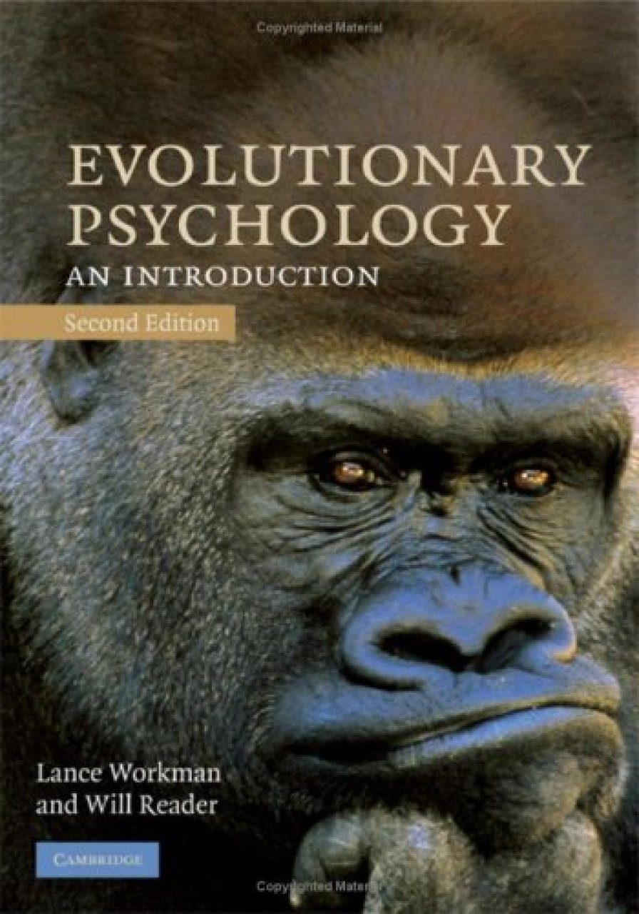 Evolutionary Psychology An Introduction Lance Workman