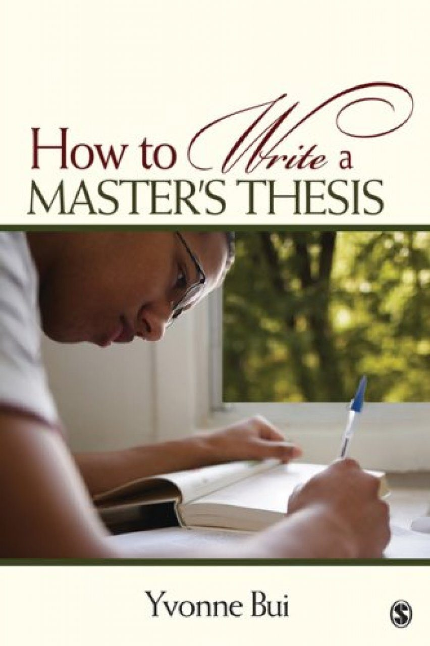 write a masters thesis The master thesis writing service we offer the best insights on the topics that you  give us we also offer guidance on how to write the thesis.
