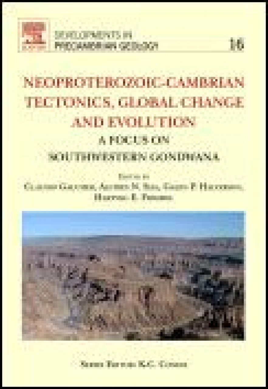 Neoproterozoic Cambrian Tectonics Global Change And