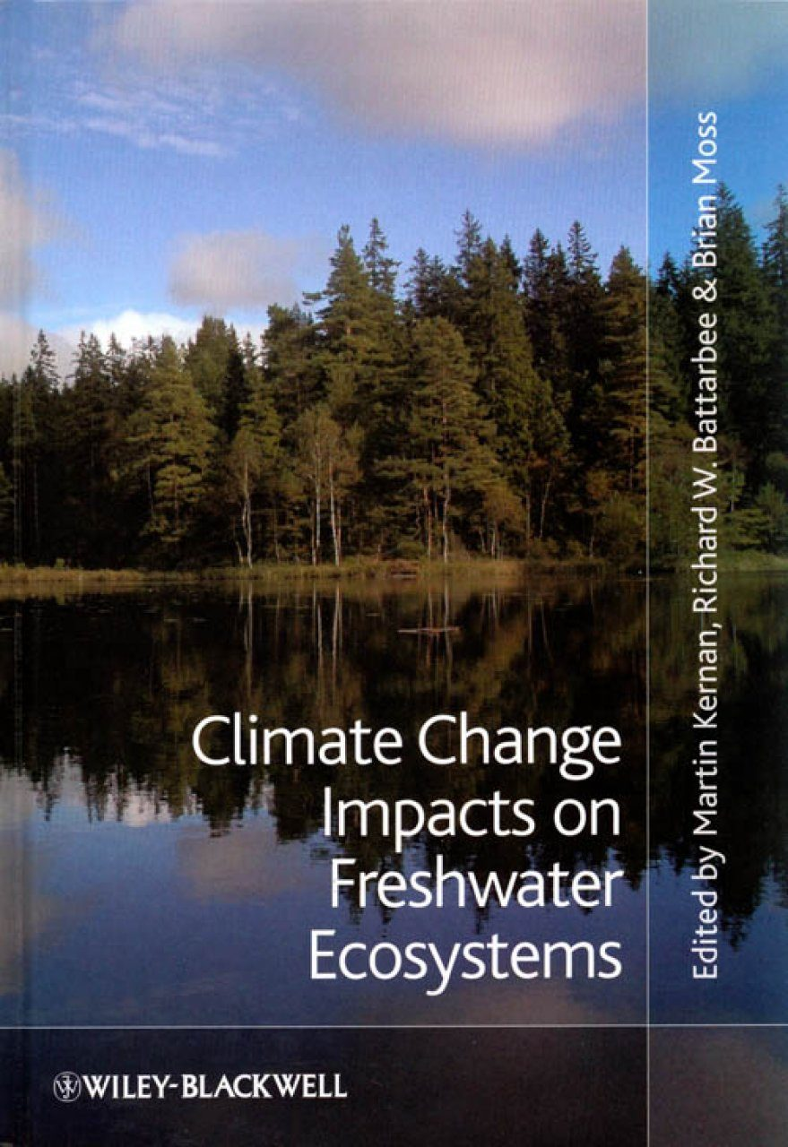 Climate Change Impacts On Freshwater Ecosystems Edited By