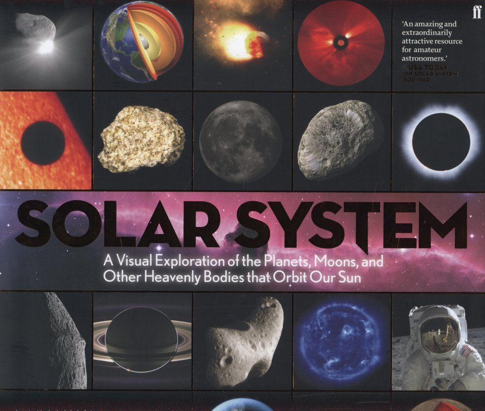 what causes the planets and moons in our solar system to orbit the sun - photo #10
