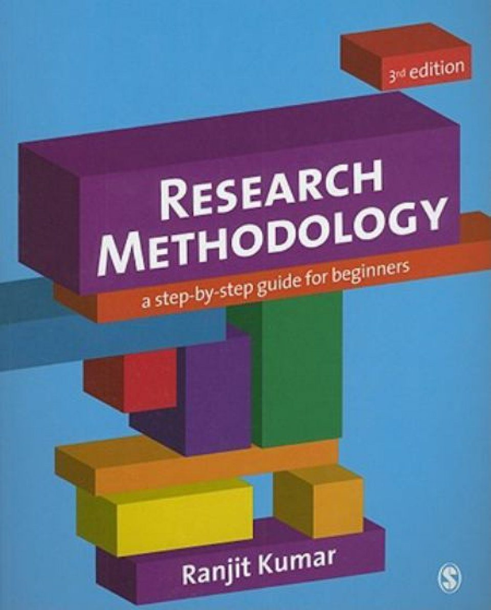 books of research methodology This book is an in-depth guide to effective scientific research ranging from the  philosophical to the practical, it explains at the outset what science can – and.