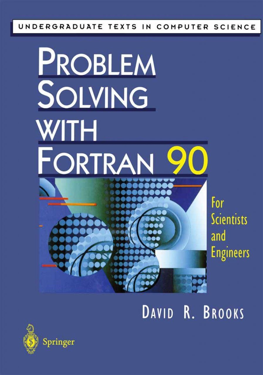 Fortran for Scientists & Engineers 4th Edition