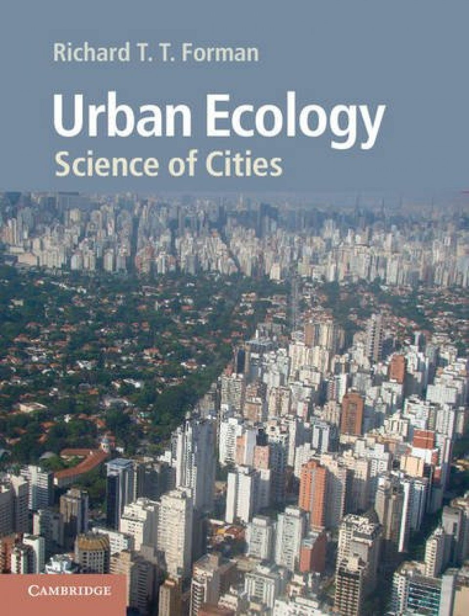 urban ecology Ecology for the citythe center for urban ecology (cue) strives to connect students, faculty, and community in a common effort to explore, enhance, and steward the urban environment through research, education, and outreach the cue operates from two theoretical frameworks: the traditional ecological understanding of the interactions between and.