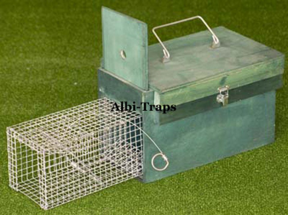 Water vole trap nhbs wildlife conservation shop - Volle trap ...