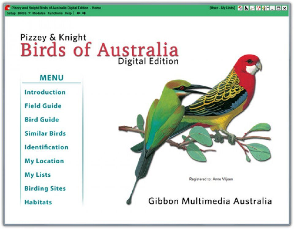 9780207196911 - Field Guide to Birds of Australia The ...