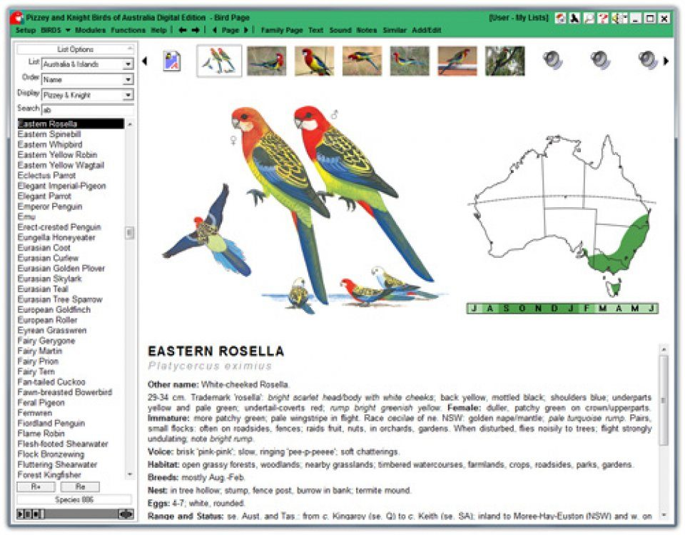 Field Guide To Birds Of Australia: The Graham Pizzey ...