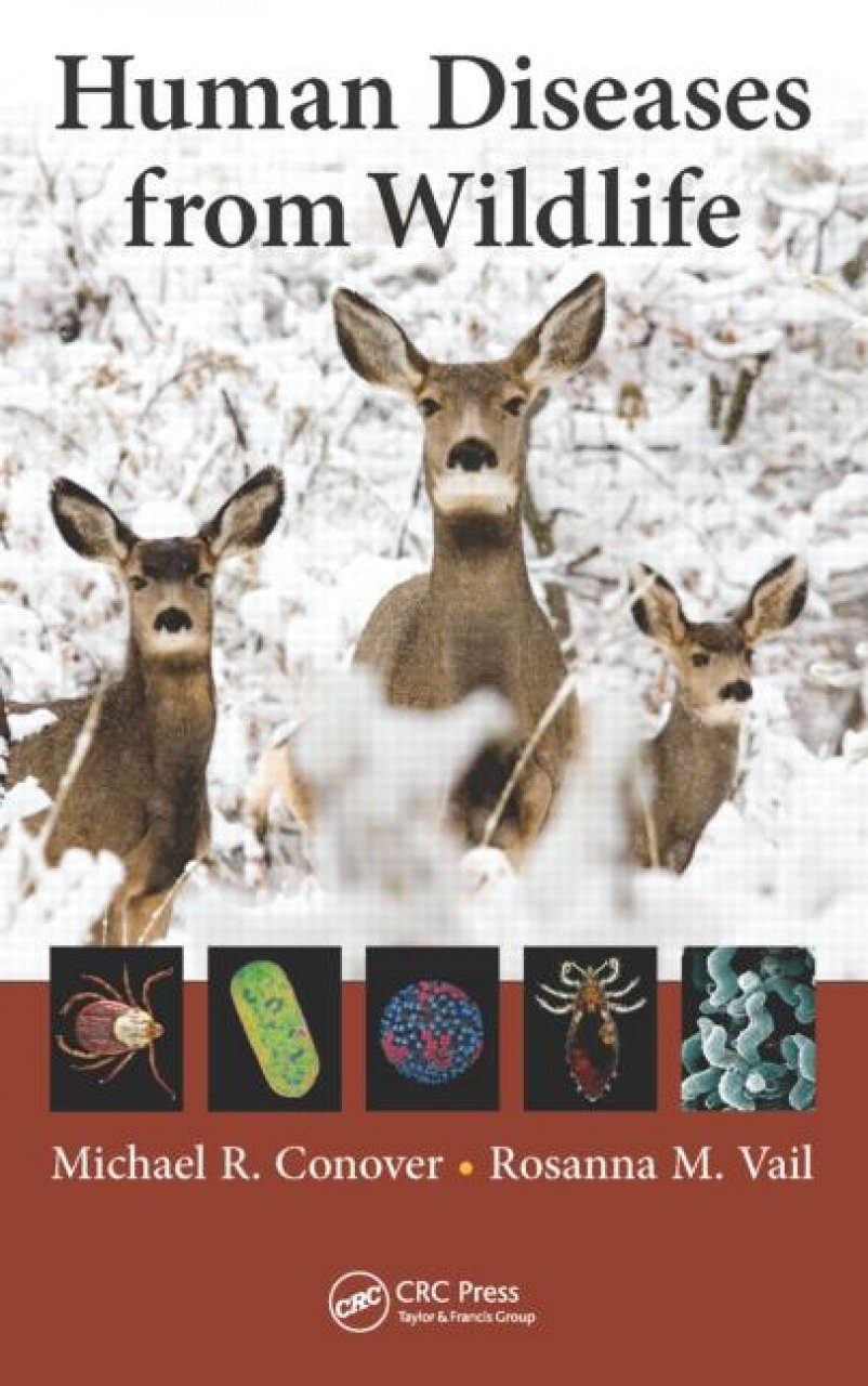 Human Diseases from Wildlife: Michael R Conover, Rosanna M ...