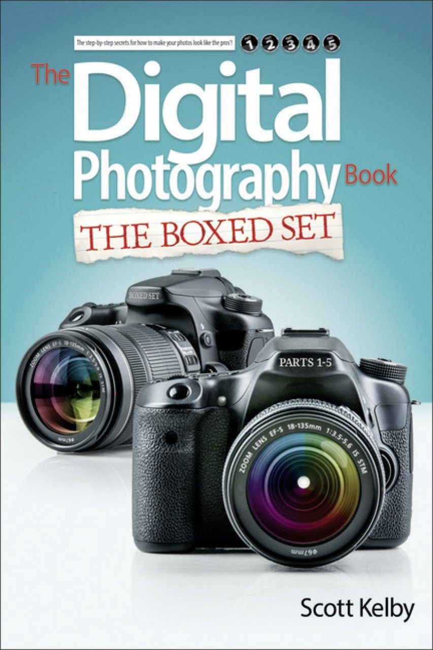 Buy Scott Kelby s Digital Photography Boxed Set, Parts 1, 2, 3, 4 Digital photography boxed set