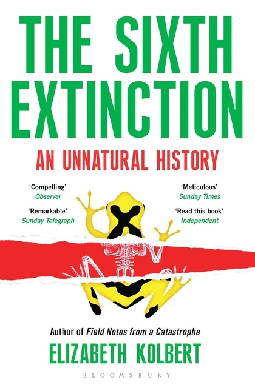 the sixth extinction A biological annihilation of wildlife in recent decades means a sixth mass extinction in earth's history is under way and is more severe than previously feared, according to research.