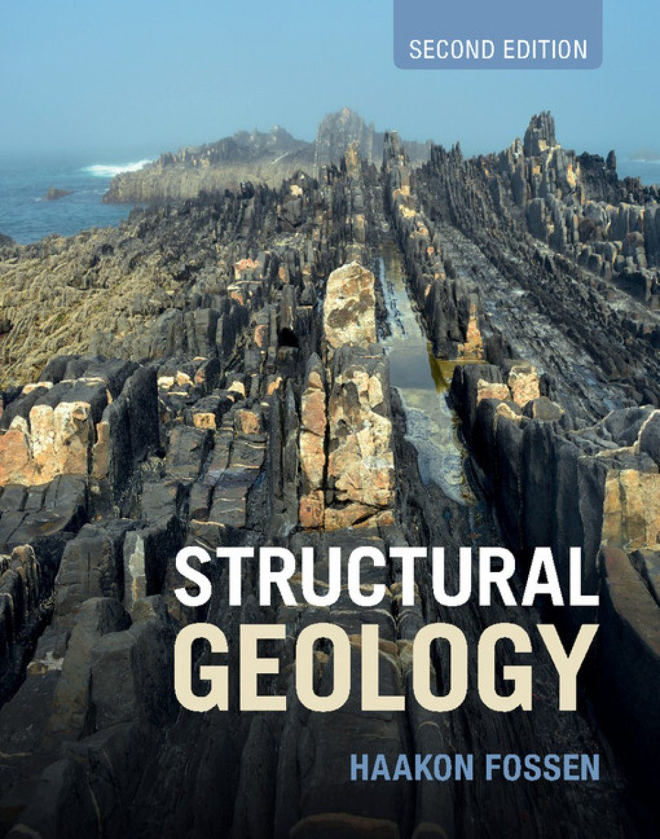Structural Geology Haakon Fossen Nhbs Book Shop