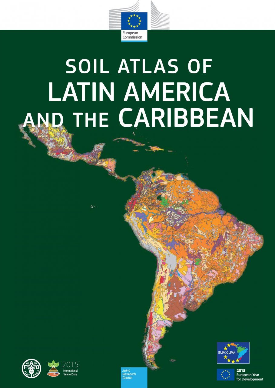 Atlas Of Latin America 34