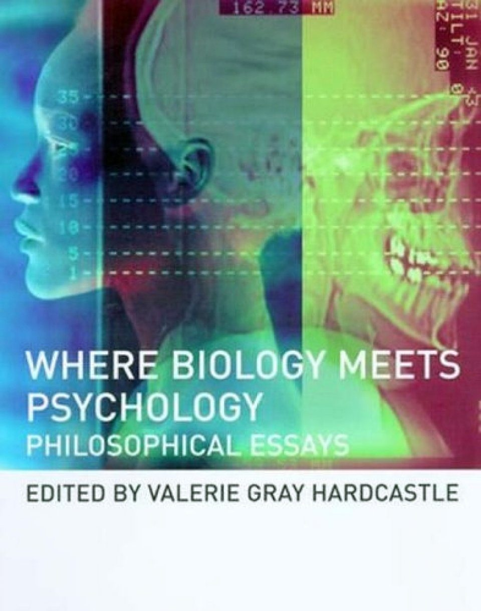 biology essay meet philosophical psychology where