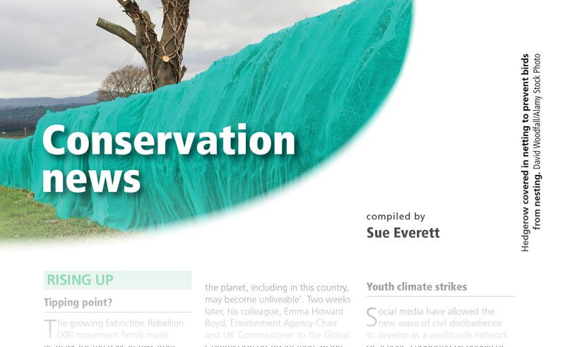 Conservation news
