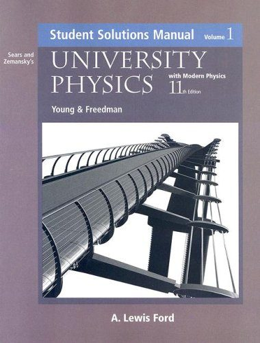 University physics Solution manual Volume