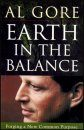 Earth in the Balance