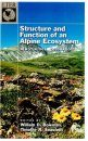 Structure and Function of an Alpine Ecosystem