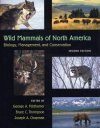 Wild Mammals of North America