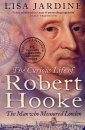 The Curious Life of Robert Hooke