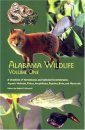 Alabama Wildlife, Volume 1: A Checklist of Vertebrates and Selected Invertebrates