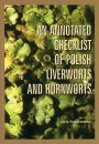 An Annotated Checklist of Polish Liverworts and Hornworts
