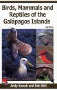 Birds, Mammals and Reptiles of the Galápagos Islands