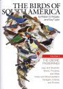 The Birds of South America: Volume 1 - The Oscine Passerines