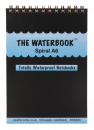 Spiral-Bound A6 Waterbook