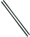 Droll Yankees Garden Pole - Green