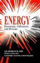 Energy-resources, Utilisation, and Policies
