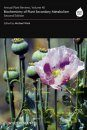Biochemistry of Plant Secondary Metabolism