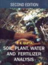 Soil, Plant, Water and Fertilizer Analysis