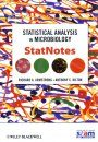 Statistical Analysis in Microbiology