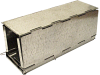 Sherman Trap (Small Folding Galvanised)
