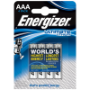 AAA Lithium Battery (LR03): 4 Pack