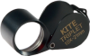 Triplet Loupe Hand Lens, 21mm, 10x magnification