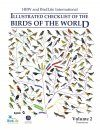 HBW and Birdlife International Illustrated Checklist of the Birds of the World, Volume 2