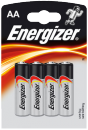 Energizer AA Alkaline Battery (LR6): 4 Pack