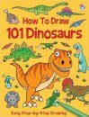 How to Draw 101 Dinosaurs
