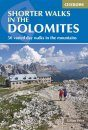 Cicerone Guides: Shorter Walks in the Dolomites
