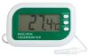 Digital Max Min Thermometer with Internal & External Sensors